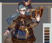 1703期游戏原画高级设计师班1班【O】的五星作品