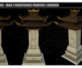 1710期游戏3D美术设计师班1班【O】的五星作品