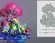 1811期游戏原画高级设计师班1班【OT】的五星作品