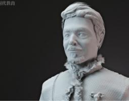 1812期游戏3D美术设计师班1班【OT】的五星作品