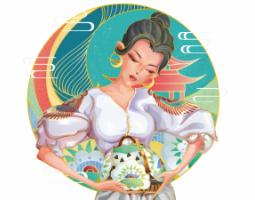 1908期商业插画设计师班1班【O】的五星作品