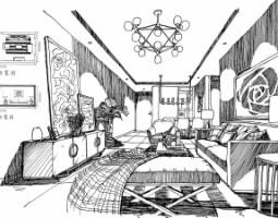 1911期室内高级设计师班2020版1班【O】的五星作品
