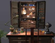 2007期游戏3D美术设计师班1班【OT】的五星作品