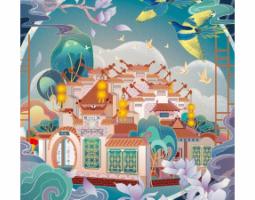 2009期商业插画高级设计师班1班【O】的五星作品
