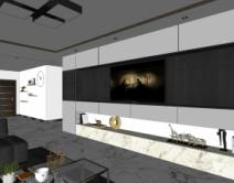 2008期室内高级设计师班2020版1班【O】的五星作品