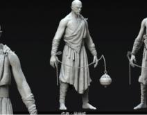 2006期游戏3D美术设计师班1班【O】的五星作品