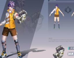 2009期游戏原画高级设计师班1班【OT】的五星作品