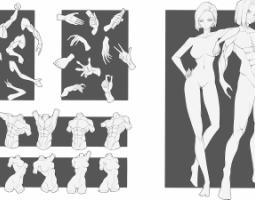 2101期游戏原画大师班1班【O】的五星作品