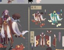 2012期游戏原画大师班1班【O】的五星作品