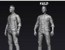 2008期游戏3D美术设计师班1班【O】的五星作品