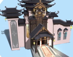2010期游戏原画大师班1班【O】的五星作品
