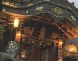 2102期游戏3D美术大师班1班【OT】的五星作品