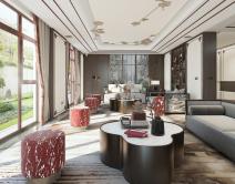 2104期室内设计表现大师班2021版1班【O】的五星作品