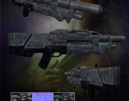 游戏3D美术-次时代贴图