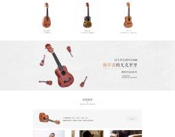 吉他TOM官网设计