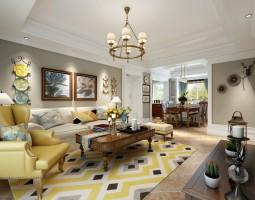 干净明亮的室内空间设计