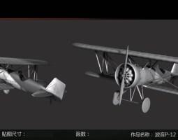 波音P-12