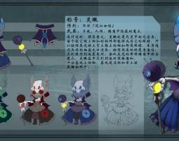 游戏原画【OT】班作品