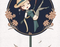 1907期商业插画设计师班1班【OT】的五星作品